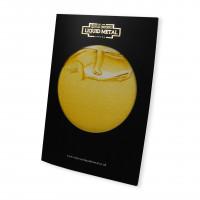 Roberson Liquid Metal Printed Colour Chart
