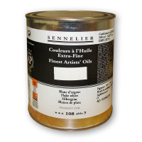 Sennelier Artists Oil Flake White 500ml