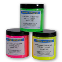 UV Reactive Pigments 100 grams