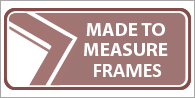 Made to measure frames